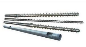 塑料注塑机螺杆机筒的结构与工作原理