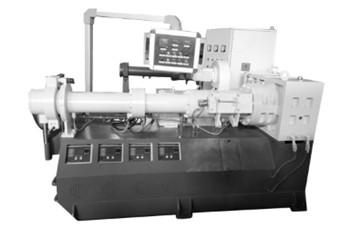 橡胶挤出机调试操作的流程