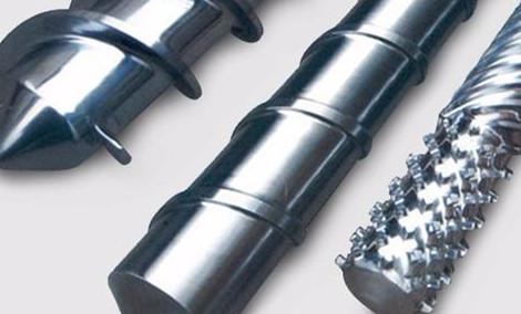 双螺杆橡胶机筒工作的三个流程