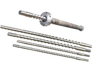 异向锥形双螺杆挤出机螺杆间隙调整方法