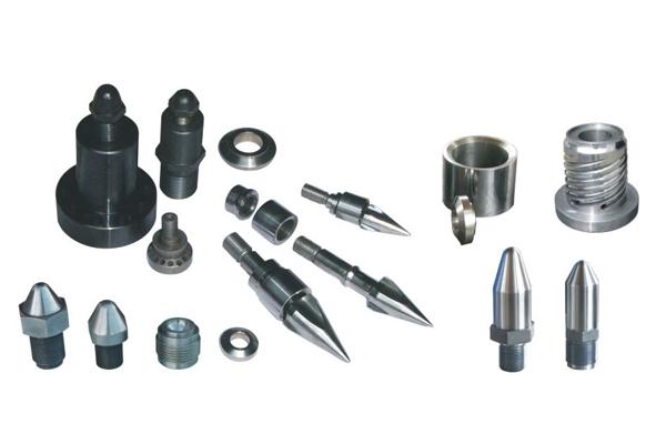 注塑机螺杆机筒配件